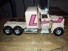 Vintage ERTL Peterbilt Semi Tractor * Mary Kay Cosmetics * Pressed Steel *