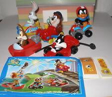 "Komplett Satz ""Baby Looney Tunes"" 2009 / Boys mit Bpz"