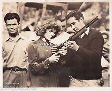 KATHARINE HEPBURN - movie star - 2 Photos by Emmett Schoenbaum Radio Pict. 1930