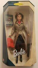 Autumn In London Barbie NRFB 1999 Mattel City Seasons Collection VHTF Rare