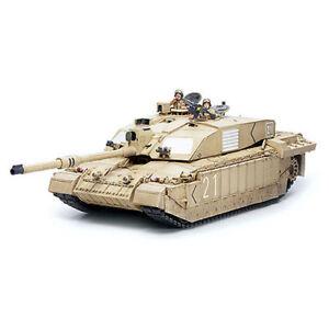 TAMIYA 35274 Challenger 2 Tank (Desertised) 1:35 Military Model Kit