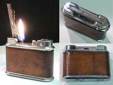 Briquet Ancien de bureau @ Automatique @ Desk lighter Feuerzeug Accendino