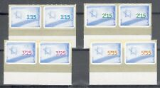 ISRAEL  STAMPS 1998 Flag Stand By Definitive CV. $ 40.0 108-2