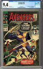 Avengers #34 CGC 9.4
