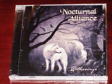 Nocturnal Alliance witherings - Edición Limitada Juego de 2 CD 2017 stormspell