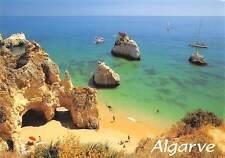 Portugal Algarve Praia dos Tres Irmaos Alvor Beach Boats