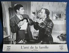 belg./french  lobby card  L´ami de la famille Jean-Claude Brialy , R.Bussieres