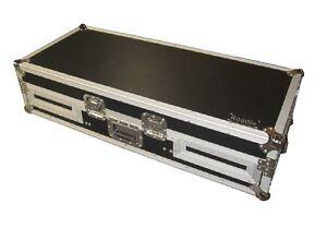 Australian Roadie Pro DJ Coffin for Pioneer CDJ and DJM - with Laptop Shelf