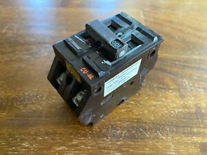 Wadsworth Electric 100 Amp 2 Pole Metal Tabs Circuit Breaker (FREE SHIPPING)
