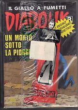 fumetto DIABOLIK R RISTAMPA costolina BIANCA numero 482 BLISTERATO con GADGET