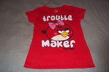 Angry Birds Trouble Maker T-Shirt Juniors 2XL