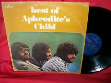 APHRODITE'S CHILD Best of LP 1971 Prog/Psych ITALY EX