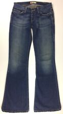 BKE Womens Jeans Blue Star Stretch Boot Cut Tag Size 26x33.5 Measures 29x34