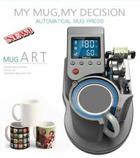 Easy Heat Press Mug Printing Machine 2D Digital pneumatic Thermal Pneumatic