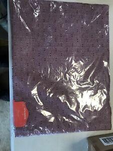 "LOT OF 4 19""x14"" Swiss Dot Placemat Purple - Opalhouse"
