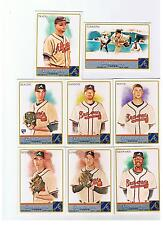 2011 NEW YORK METS ALLEN & GINTER SERIAL NUMBERED 944/999 LOT OF 11 CARDS