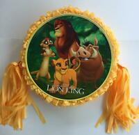 Pinata.  Lion King*** .Party Game , Party Decoration FREE SHIPPING