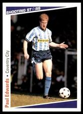 Merlin Shooting Stars 91/92 - Coventry City Edwards Paul No. 61