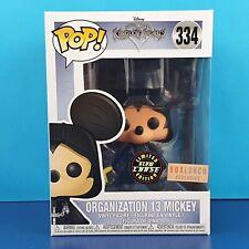 Chase Organization 13 Mickey Mouse Funko Pop Vinyl Kingdom Hearts Box Lunch GITD