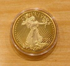 1933 U.S. TREASURY LIBERTY Coin - GOLD PLATED COPY - 2003