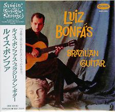 LUIZ BONFA-LUIZ BONFA'S BRAZILIAN GUITAR-JAPAN MINI LP CD C94