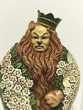 Jim Shore Wizard of Oz Cowardly Lion Figure If I Were King 4037532