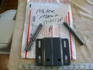Steel Motor Mounting Assembly From Central Machinery C112 5 Speed Drill Press