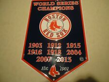 "Sign  2013 World Series Champs Red Sox 18"" by 12"""
