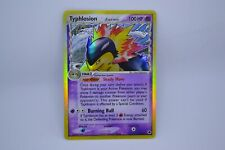 Pokemon card Typhlosion Delta Species 12/101 Mint