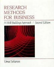 Research Methods for Business: A Skill-Building Approach, 2nd Edition