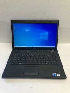 """Cheap Dell Laptop with SSD & Webcam.Windows 10. 15.6"""" Screen. Ships From Ireland"""