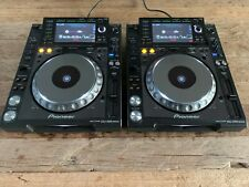 2x PIONEER cdj-2000 NXS Nexus multi player DJ Set/pair