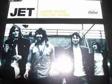 Jet Look What You've Done Australian CD Single – Like New