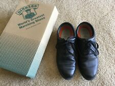Dinkles Black Band Marching Shoes W Box Sz 8 Men Or Sz 10W Women Style 707 Nice!