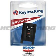 Fits Key Fob Cover 2008 2009 2010 2011 Cadillac STS Remote Case Skin OUC6000066