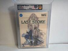 The Last Story (Nintendo Wii, 2012) VGA 85+ SEALED