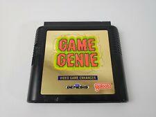 Game Genie Video Game Enhancer (Sega Genesis) - Gold Version