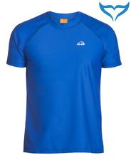 iQ UV 300 Shirt Loose Fit Men Herren S - 4XL dark-blue blau Schutz Bekleidung NE