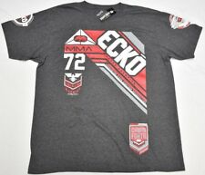 Ecko Unltd T-Shirt Men's Size L MMA Logo Graphic Tee Grey Urban Streetwear P228