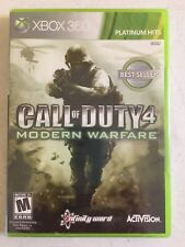 Call of Duty 4: Modern Warfare -- Platinum Hits (Microsoft Xbox 360)