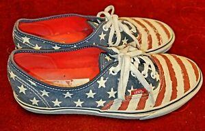 Van's Stars And Stripes