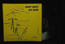Count Basie-Big Band-Clef 148-10 INCH DSM