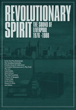 Various Artists : Revolutionary Sound: The Sound of Liverpool 1976-1988 CD