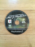 Need for Speed Most Wanted for PS2 *Disc Only*