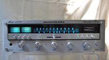 Marantz 2238 Stereophonic Receiver (1977-80) working