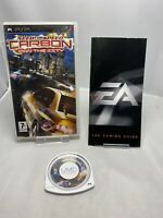 Need for Speed: Carbon (Sony PSP, 2006) - European Version Game Free P&p