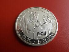 *Olympische Spiele in Berlin 1936 * Silbermedaille(999)  *ca.20g.-40mm(Schub110)
