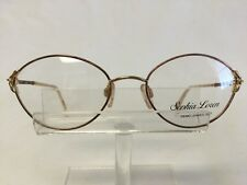 295c90b60f New ListingSophia Loren M-93 Eyeglasses Sunglasses Gold Burgundy New Old  Stock