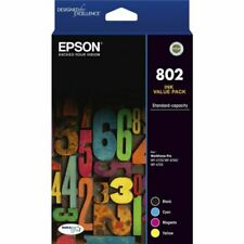 Epson 802 (C13T355692) Ink Cartridge - Value Pack