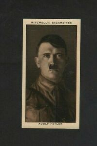 Stephen Mitchell A Gallery of 1934 Adolf Hitler card 1935 Excellent